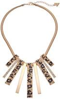 GUESS Multi Stick Drop Neck Necklace