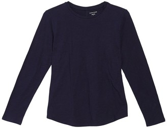 Eileen Fisher Crew Neck Long Sleeve Top