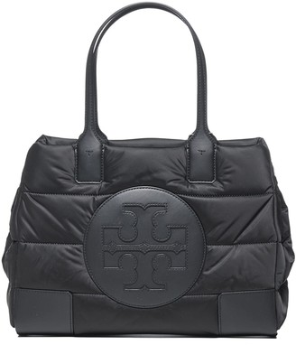 Tory Burch Ella Quilted Tote Bag