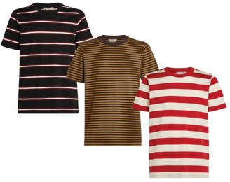 Marni Striped T-Shirt (Pack of 3)