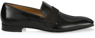 Paul Stuart Heron Patent Leather Loafers