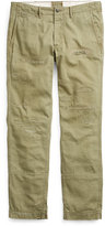 Ralph Lauren Straight Fit Cotton Pant