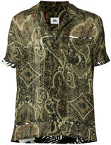 Chapter printed shirt - men - Polyester - S