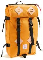 Topo Designs 'Klettersack' Backpack - Yellow