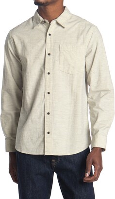 7 Diamonds Foggy Mountain Long Sleeve Shirt