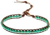 Amrita Singh Beaded Turquoise-Tone Choker/Bracelet