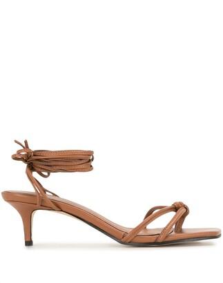 Mara & Mine Lace-Up Sandals
