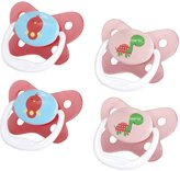 Dr Browns Dr. Brown's PreVent Butterfly Pacifier - Pink - 12 - 18 Months