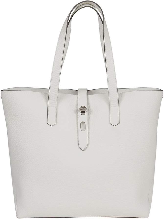 6e84a332b20 Hogan Leather Tote Bags - ShopStyle