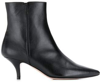Roberto Festa heeled Oxford ankle boots