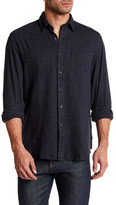 James Campbell Rexon Solid Regular Fit Shirt
