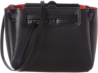 Loewe Lazo Mini Leather Shoulder Bag