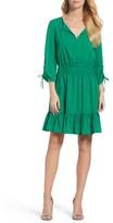 Eliza J Women's Woven Blouson Dress