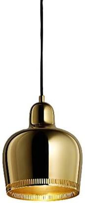 """Artek A330s Savoy """"Golden Bell"""" Pendant Lamp"""