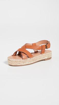 Madewell The Malia Espadrille Sandals