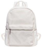Urban Originals 'Lola' Perforated Backpack - Black