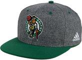 adidas Boston Celtics Fog Snapback Cap
