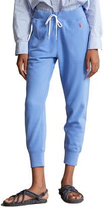 Polo Ralph Lauren Cotton-Blend Ankle Sweatpants