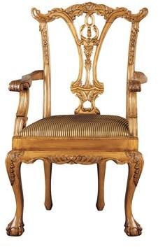 Toscano Design English Armchair Design