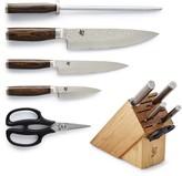 Shun Premier 6-Piece Block Knife Set
