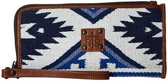 STS Ranchwear Durango Serape Clutch (Durango Serape) Handbags