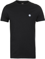 Pretty Green Black Crew Neck Short Sleeve T-shirt