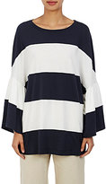 Dries Van Noten Women's Haacke Striped Oversized T-Shirt