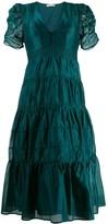 Ulla Johnson Odile organza dress