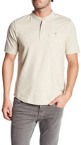 Report Collection Short Sleeve Henley Shirt