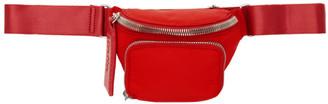 Kara Red Combo Bum Bag