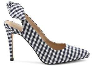 BCBGeneration Heneya Gingham Pumps