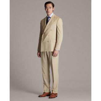 Ralph Lauren Handmade Gabardine Suit