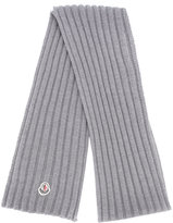 Moncler chunky knit scarf - women - Virgin Wool - One Size