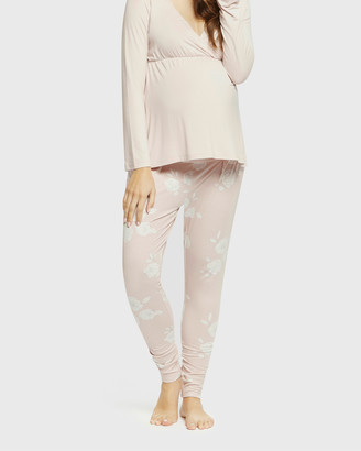 Bamboo Body - Women's Pyjamas - PJ Slouch Pants - Size One Size, XXL at The Iconic