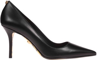 Versace Pointed Toe Classic Pumps