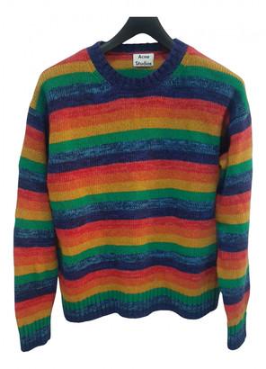 Acne Studios Multicolour Wool Knitwear