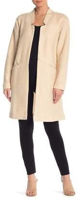 14th & Union Cocoon Open Front Coat (Regular & Petite)