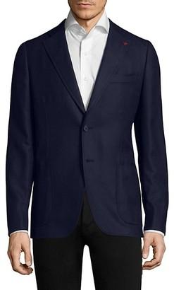 Isaia Cortina Wool Sportcoat