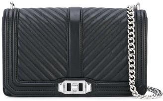 Rebecca Minkoff Love Crossbody Bag Black