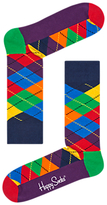 Happy Socks Argyle Socks, One Size, Multi