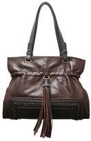 Sondra Roberts Leather Shoulder Bag