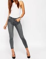 Asos 'Sculpt Me' Premium Skinny Jeans in Severn Gray