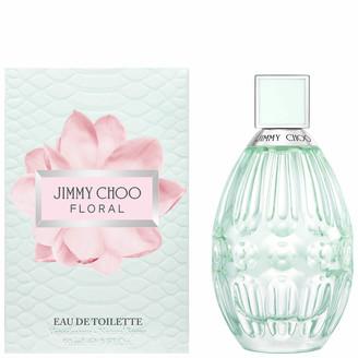 Jimmy Choo Floral Eau de Toilette 90ml