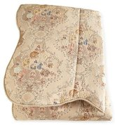Dian Austin Couture Home King French Chantilly Floral Brocade Duvet Cover