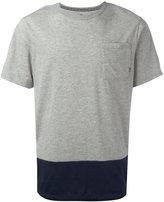 Nike contrast hem T-shirt - men - Cotton/Polyester - L