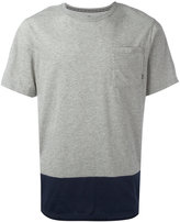 Nike contrast hem T-shirt - men - Cotton/Polyester - S