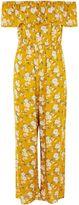 **Floral Bardot Jumpsuit by Glamorous Petites