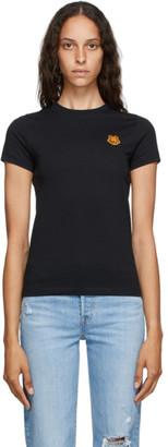 Kenzo Black Tiger Crest T-Shirt