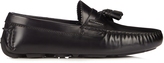 Burberry Knighton leather loafers