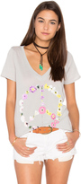 Chaser Peace Blossom Tee